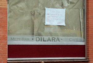 Dilara wird renoviert