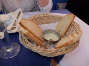 Brot-vorab