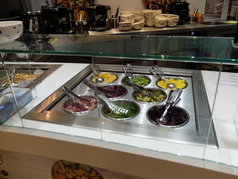Urban foodie poke bar geant casino pessac drive